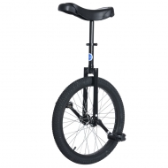 "20"" UDC Club Unicycle Black"