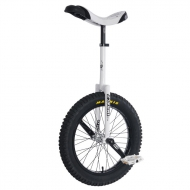 "19"" Impact  Reagent PRO 32mm Unicycle White"