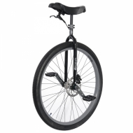 "32"" Nimbus Oracle Disc Unicycle Grey"