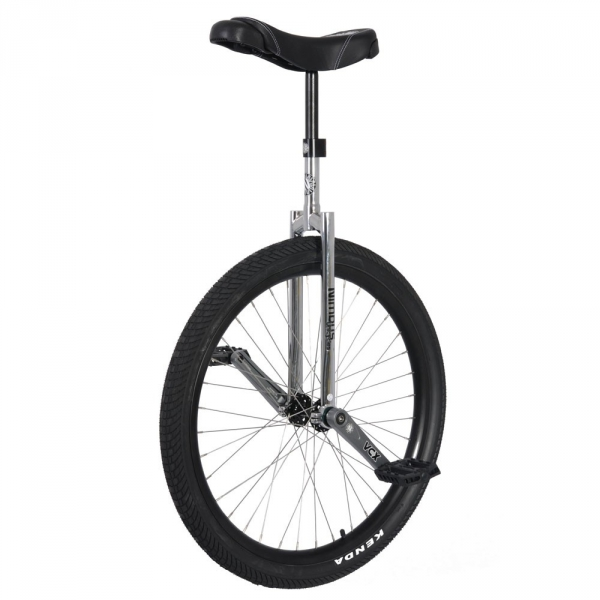 "26"" Nimbus II Unicycle Black/Chrome"